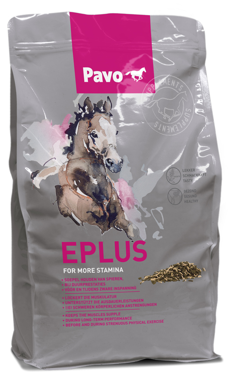 Pavo Eplus 3kg