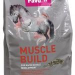 Pavo MuscleBuild caballos