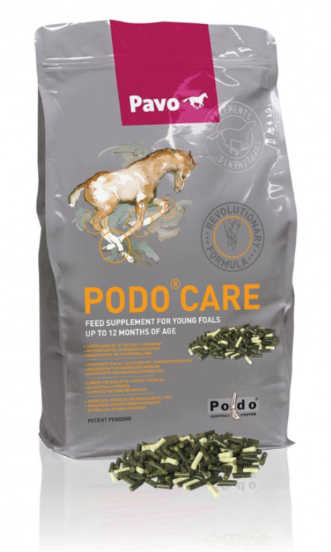 Pavo PodoCare caballos