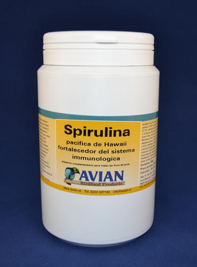 Spirulina Platensis 125 gr.