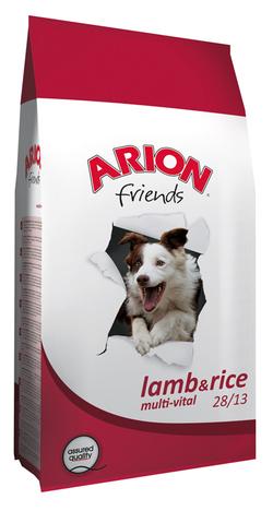 Arion Lamb&Rice Multi-Vital 15kgs