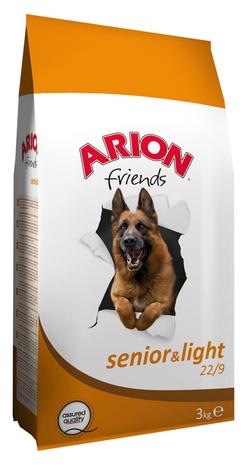 Arion Senior&Light 3kgs