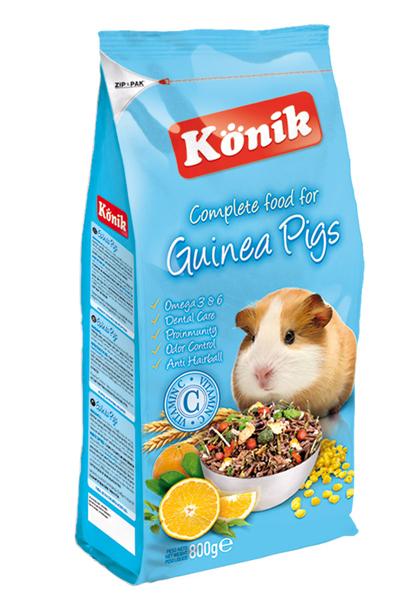 Konik Guinea Pigs 800gr