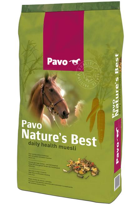Pavo Nature´s Best 15kg