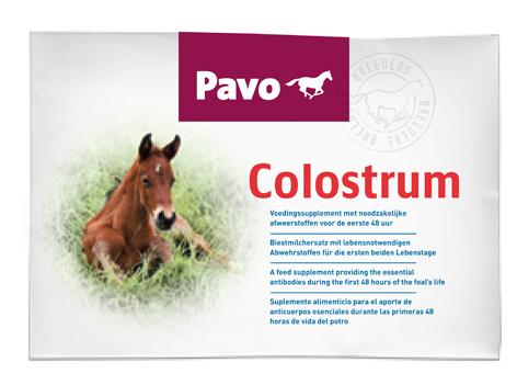 Pavo Colostrum