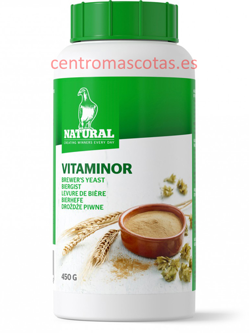 Vitaminor Natural Palomas 350gr